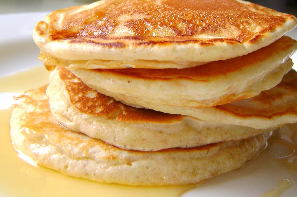 Рецепт блинов толстых с фото пошагово