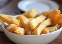 Batatas Fritas Grossas