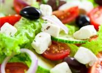 Salada Tradicional Grega