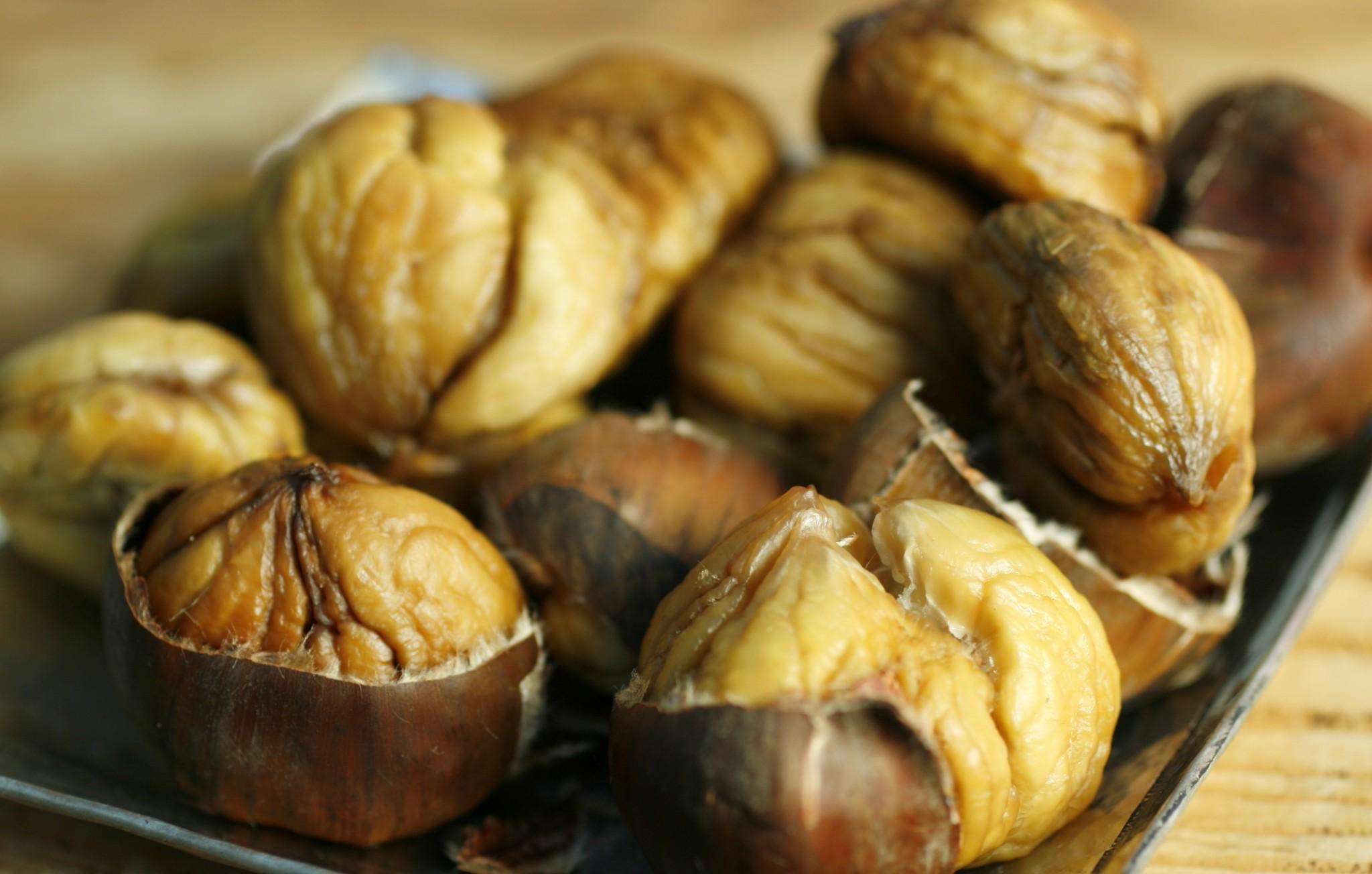 iguaria-castanhas-assadas-no-forno
