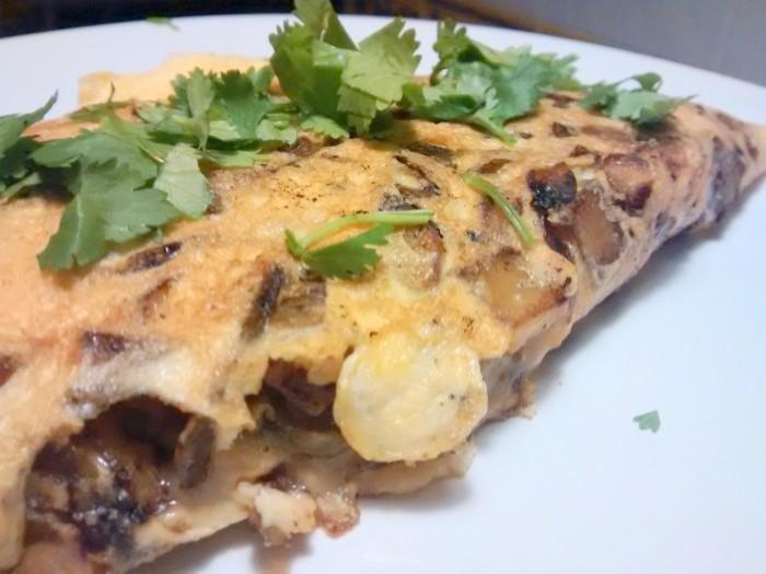 Omelete-Rustica