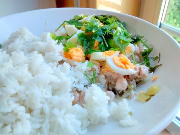 Salada-de-Atum-com-Arroz-Branco