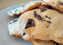Cookies de Chocolate Preto