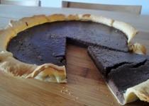 Tarte de Chocolate Brownie