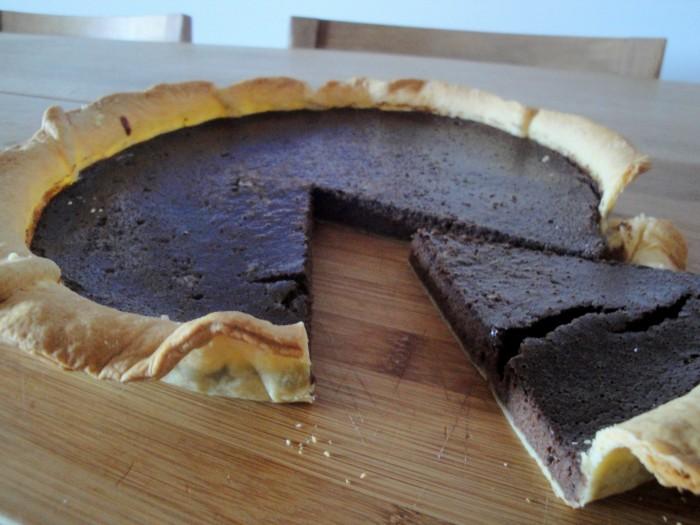 Tarte-de-Chocolate-Fudge
