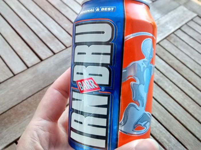 Irn-Bru-Soda