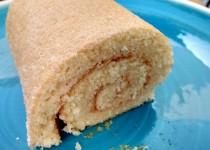 Torta de Mel e Limão