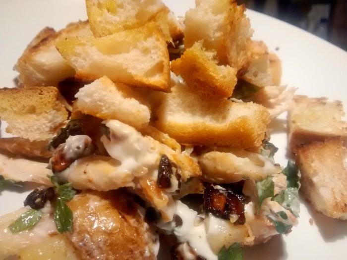 Batata-Frango-Croutons