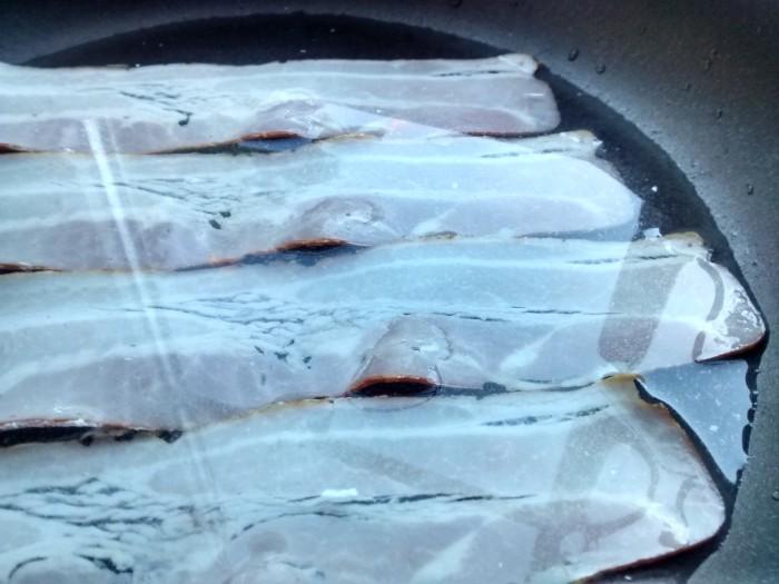 Bacon-dentro-de-Agua