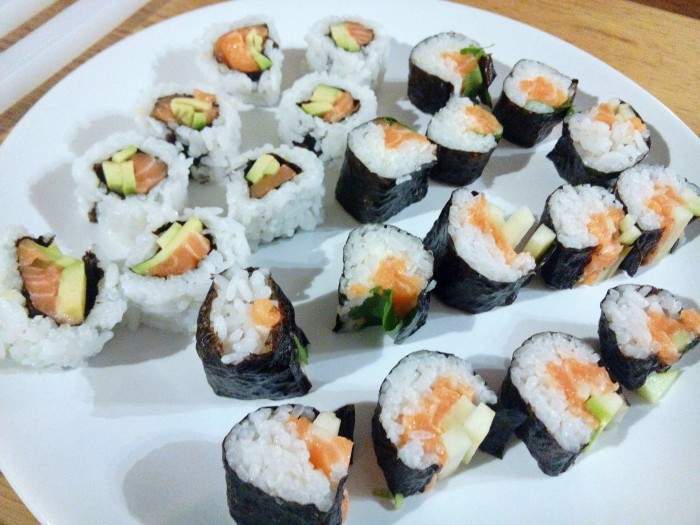 Hoso-Maki-Sushi