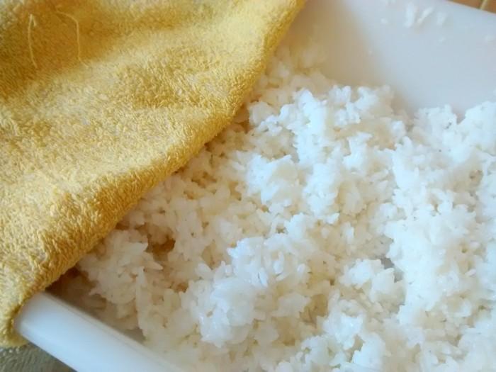 Manter-o-Arroz-de-Sushi-Humido