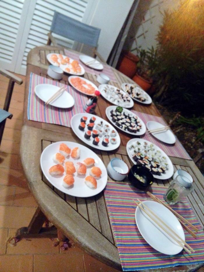 Mesa-de-Sushi