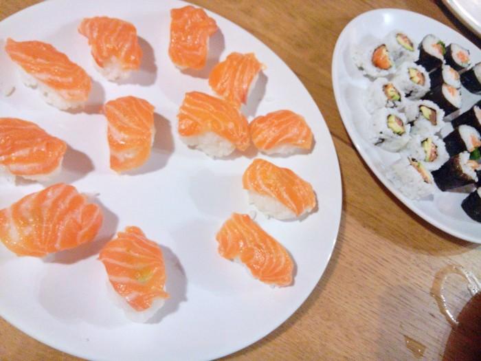 Pratos-de-Sushi