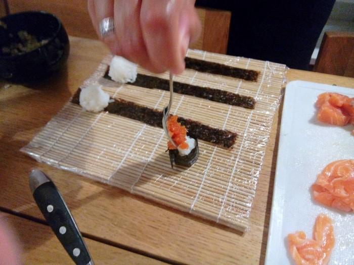 Preparar-Bolinhas-de-Sushi