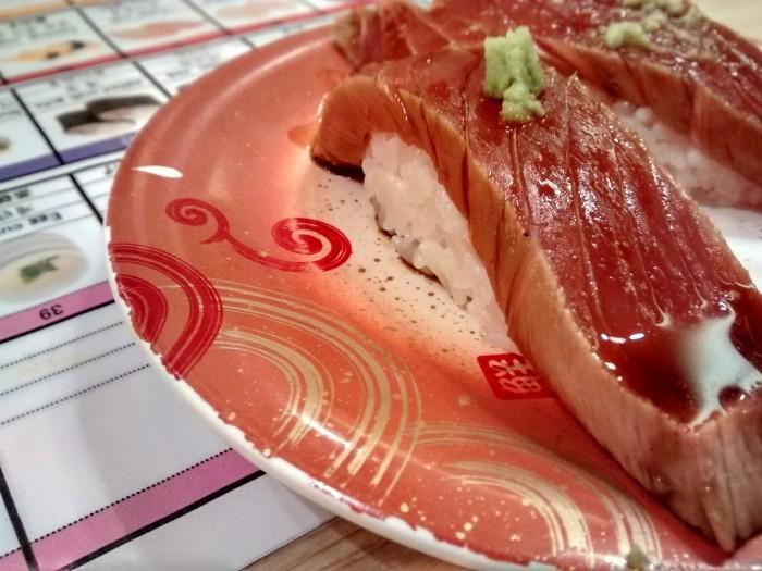 Sushi-Grelhado
