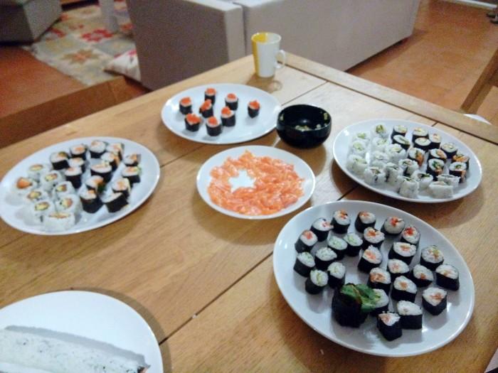 Sushi-na-Mesa