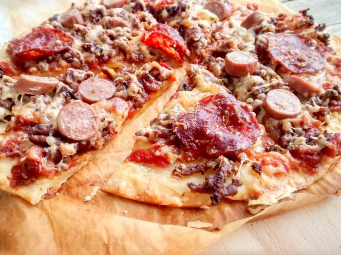 Pizza-Caseira-de-Carnes
