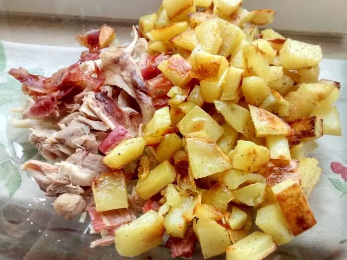 Juntar-Frango-Batatas-Bacon
