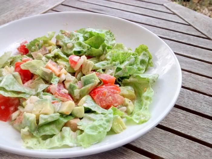 Salada-de-Alface-com-Abacate
