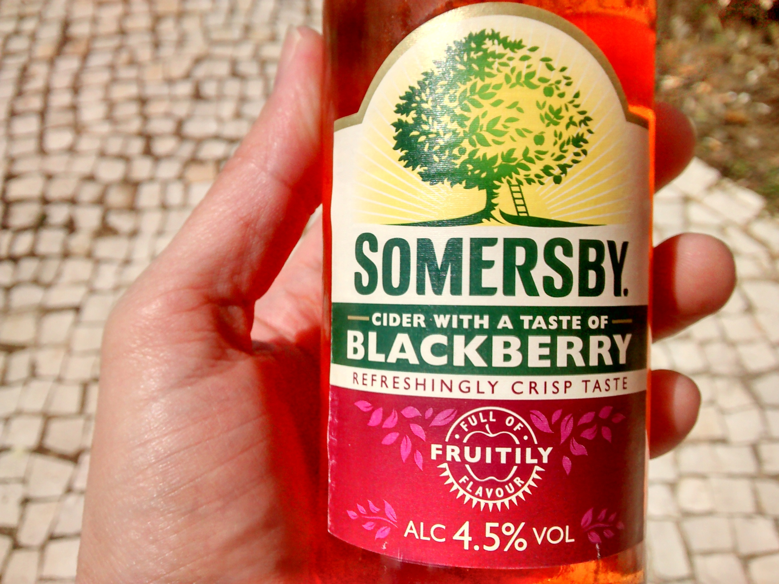 Somersby-Blackberry