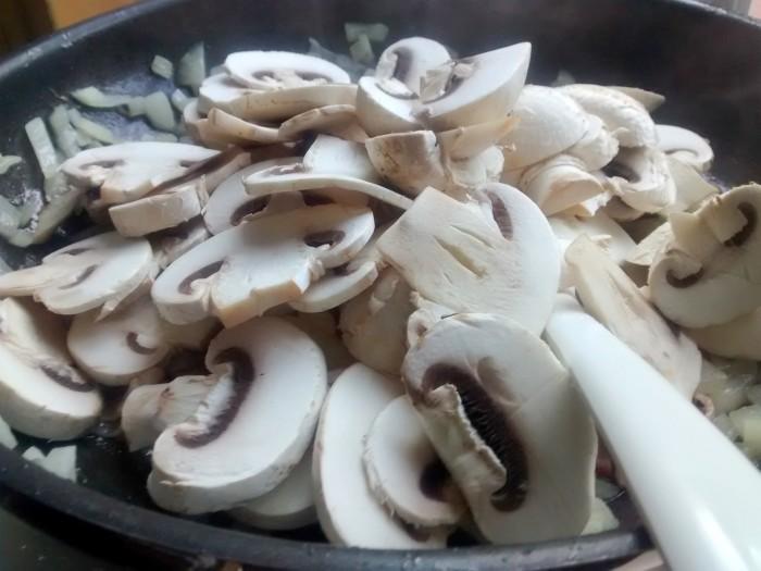 Adicionar-Cogumelos-ao-Strogonoff