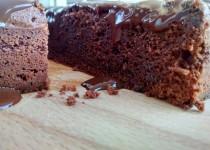 Bolo de Chocolate de Maizena