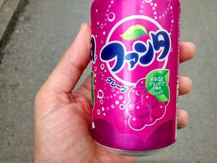Fanta-Grape-Japan