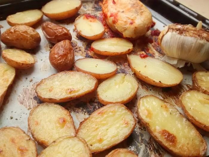 Frango-Batatas-e-Cenoura-Assados