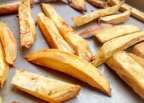 Batatas Doces Picantes