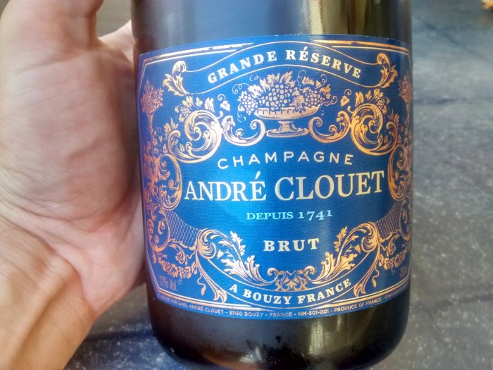 Champagne-Andre-Clouet
