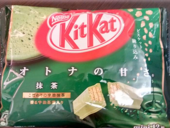 KitKat-Cha-Verde