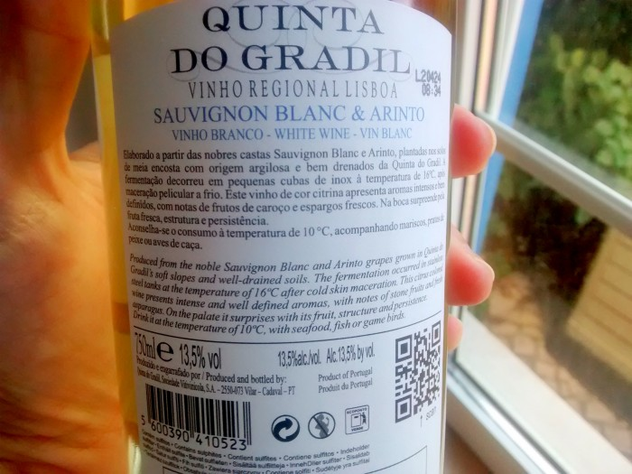 Legenda-Quinta-do-Gradil