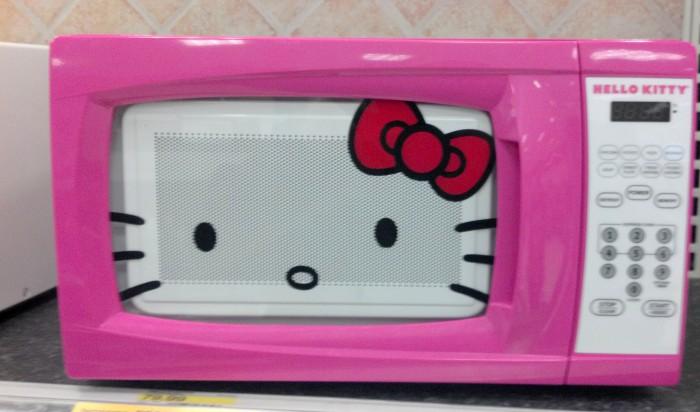 Microondas-de-Hello-Kitty