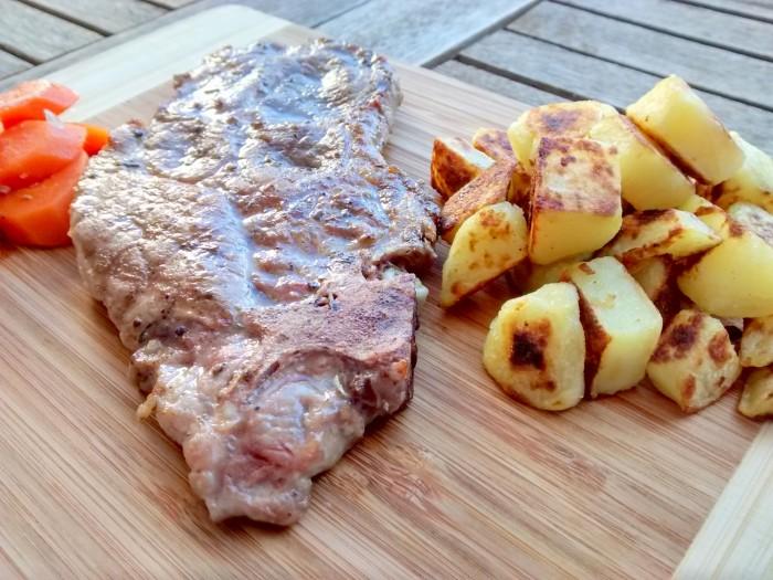 Porco-Batata-Forno-Cenoura-Pickle