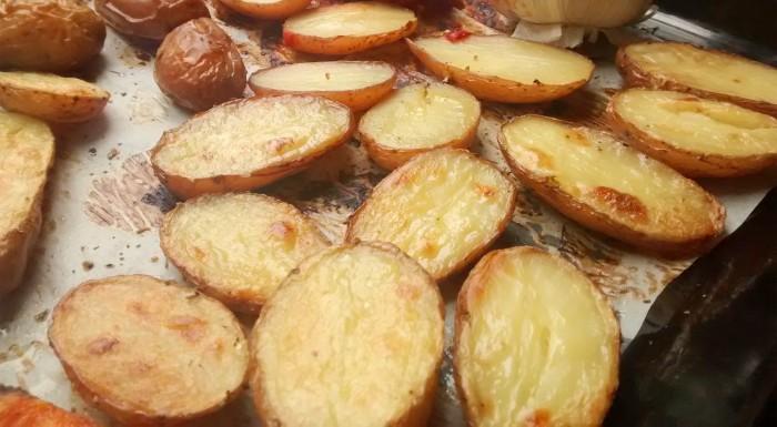 Batatas-Lindas-Assadas