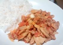 Carne Picada com Cogumelos