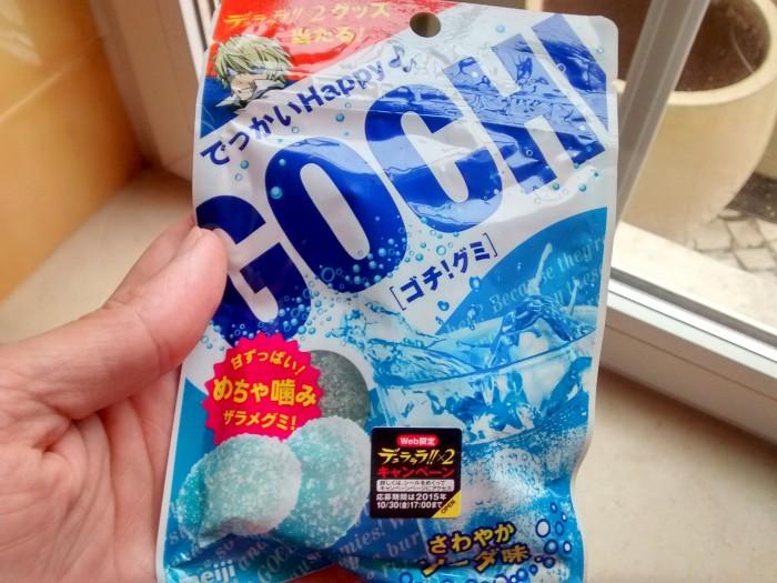 Gochi-Refrigerante