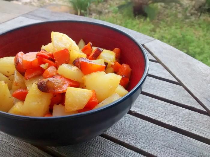 Iguaria_Assado-Batatas-com-Cenoura