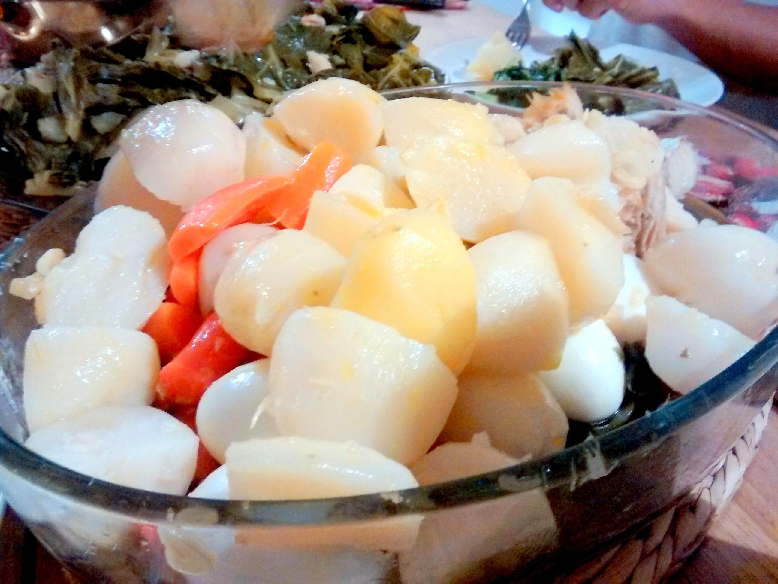 Iguaria_Bacalhau-com-Batatas