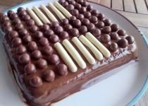 Bolo de Chocolate do Hugo