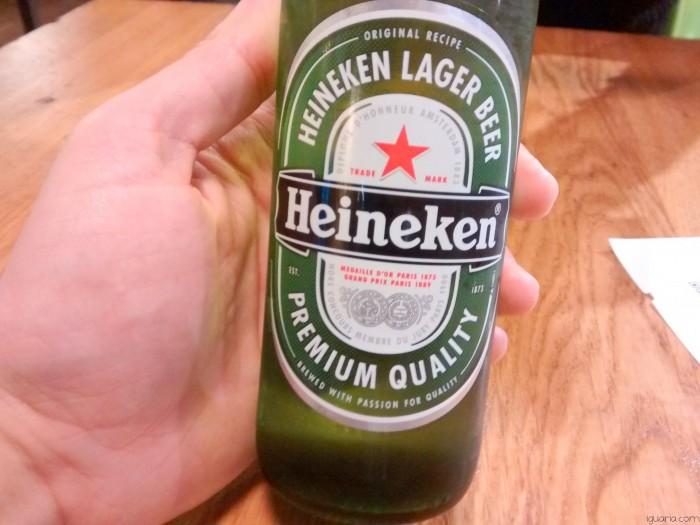 Iguaria_Heineken