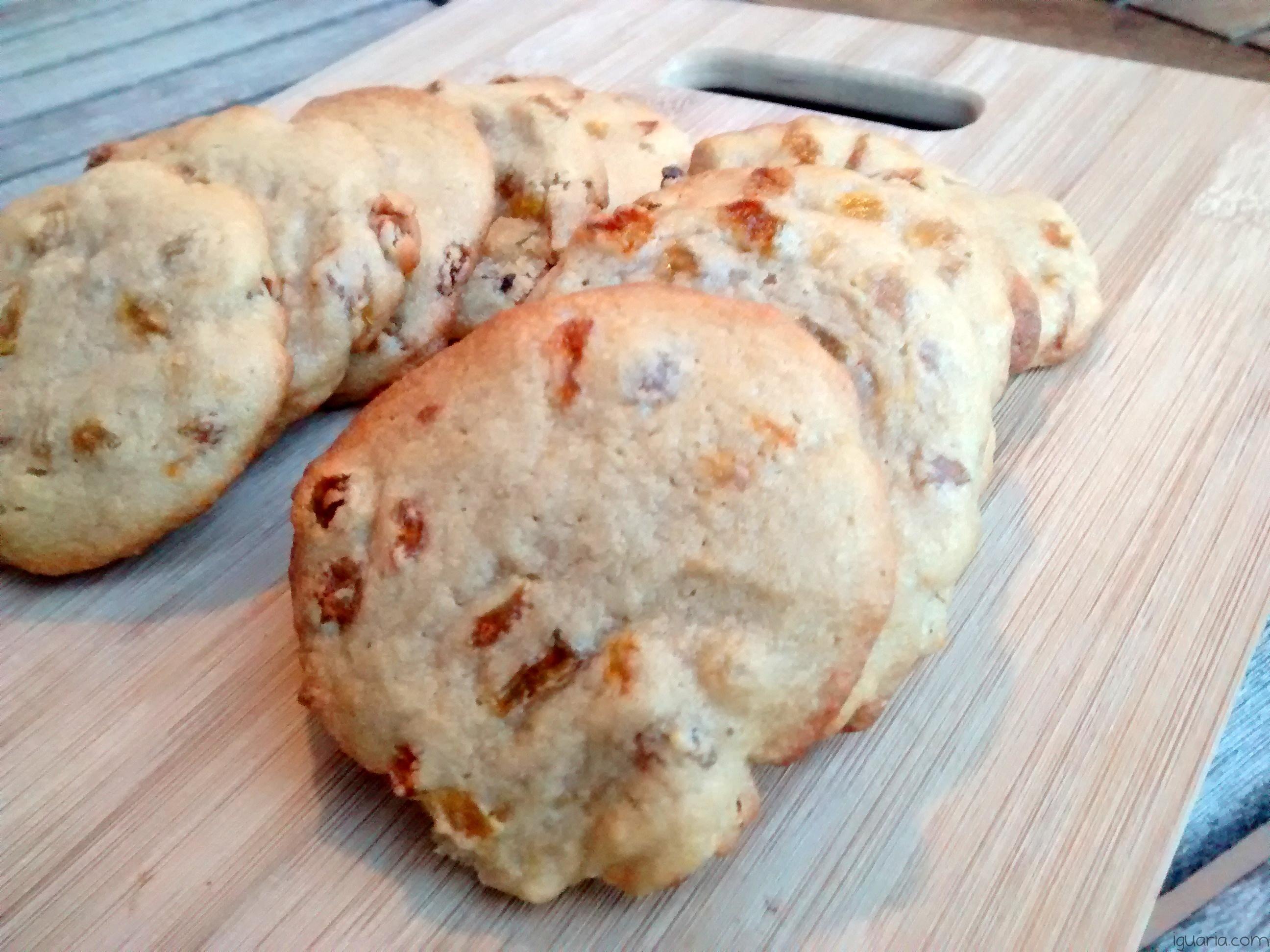 Iguaria_Biscoitos-de-Manteiga-de-Amendoim-e-Passas