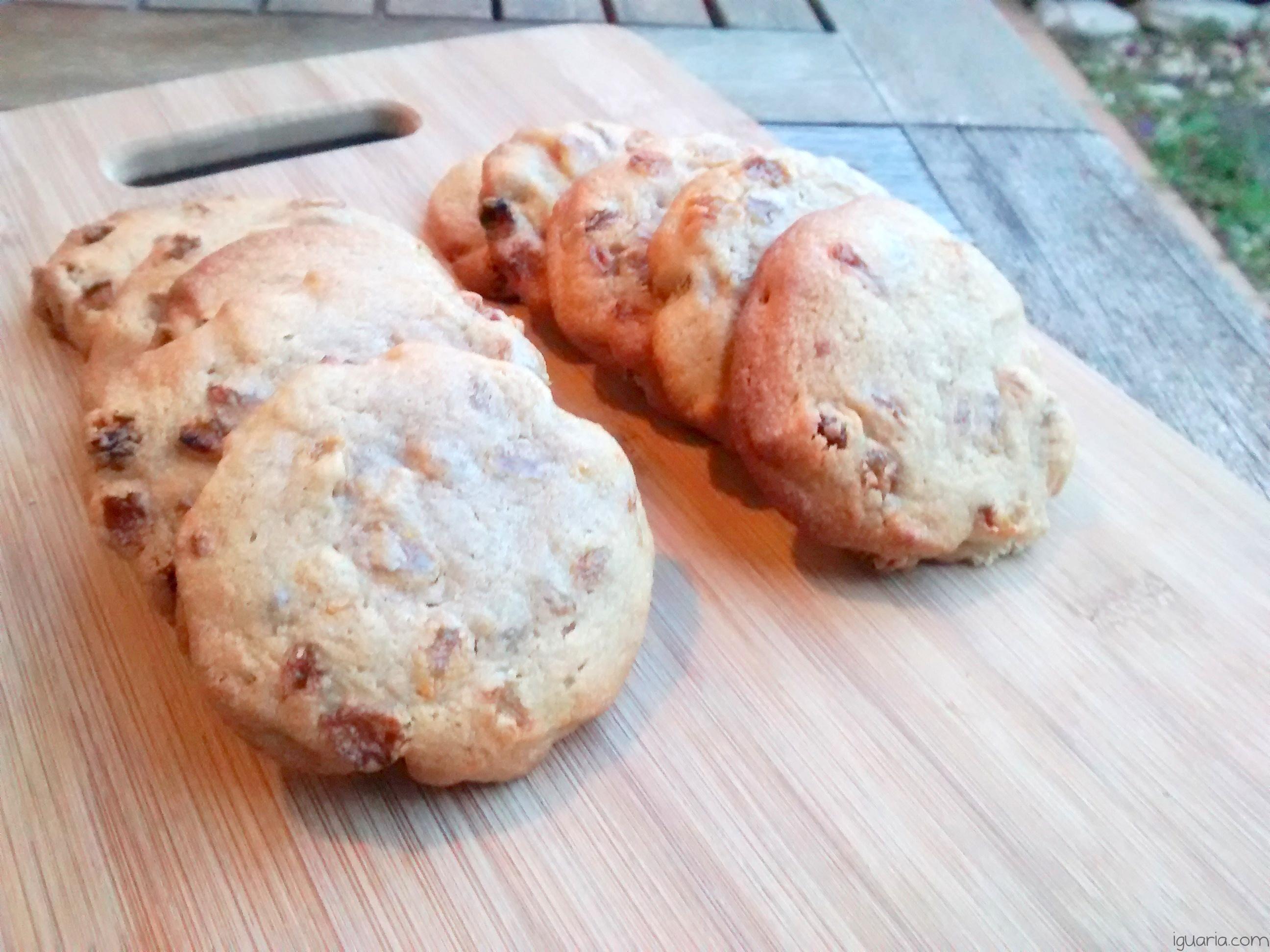 Iguaria_Cookies-de-Manteiga-de-Amendoim-e-Passas