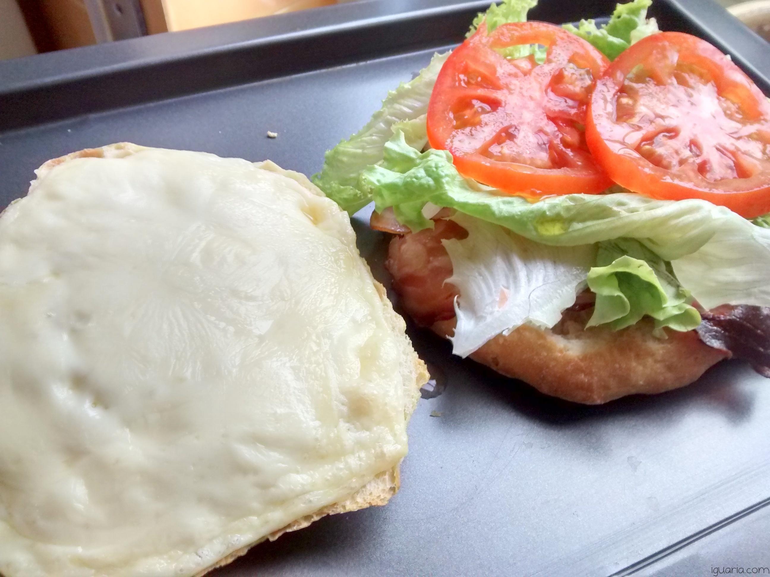 Iguaria_Sandes-Aberta-Queijo-Salada