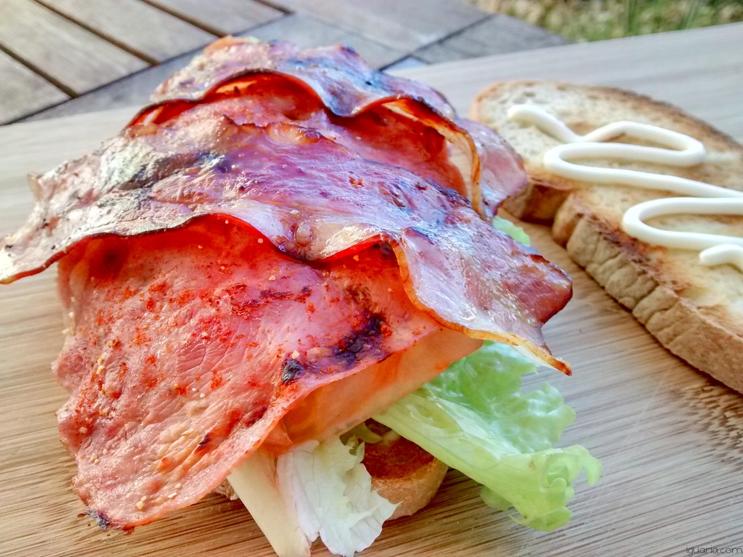 Iguaria_Sandes-com-Fiambre-e-Bacon