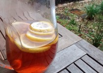 Chá Doce Americano