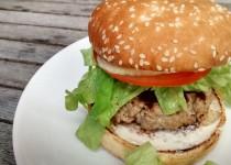 Hambúrguer Clássico Caseiro