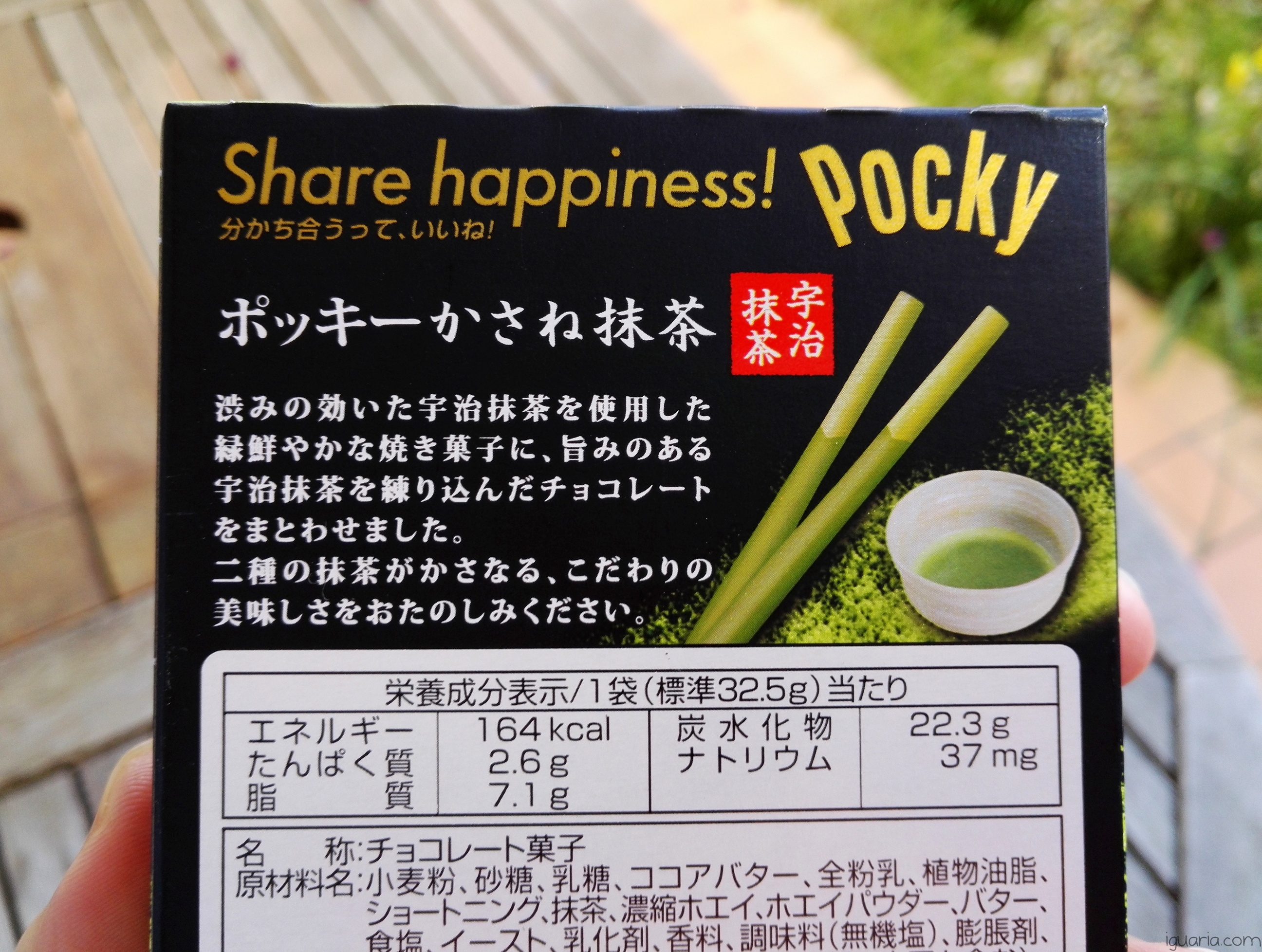 Iguaria_Ingredientes-Pocky-de-Matcha