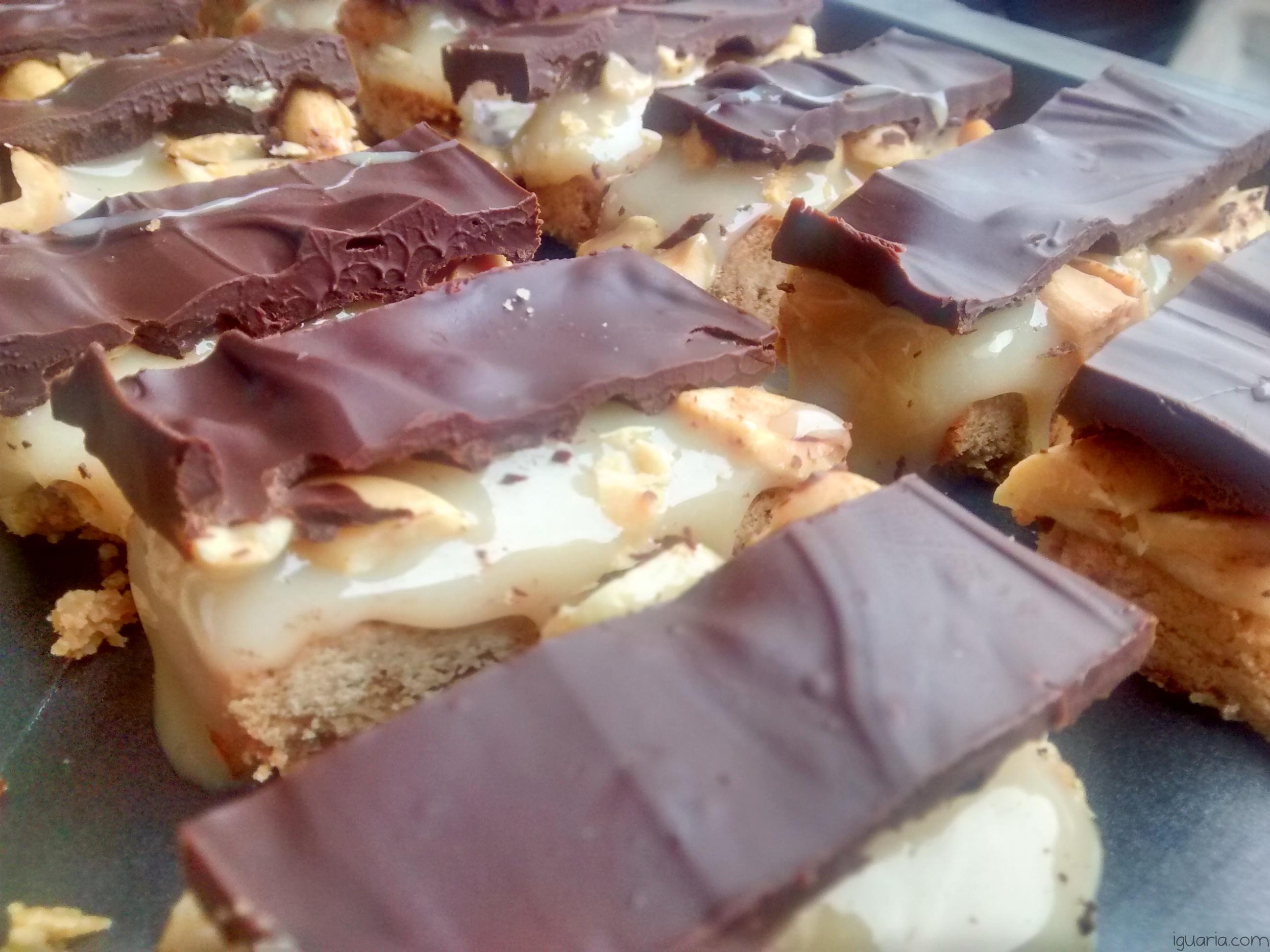 Iguaria_Snickers-com-Amendoim
