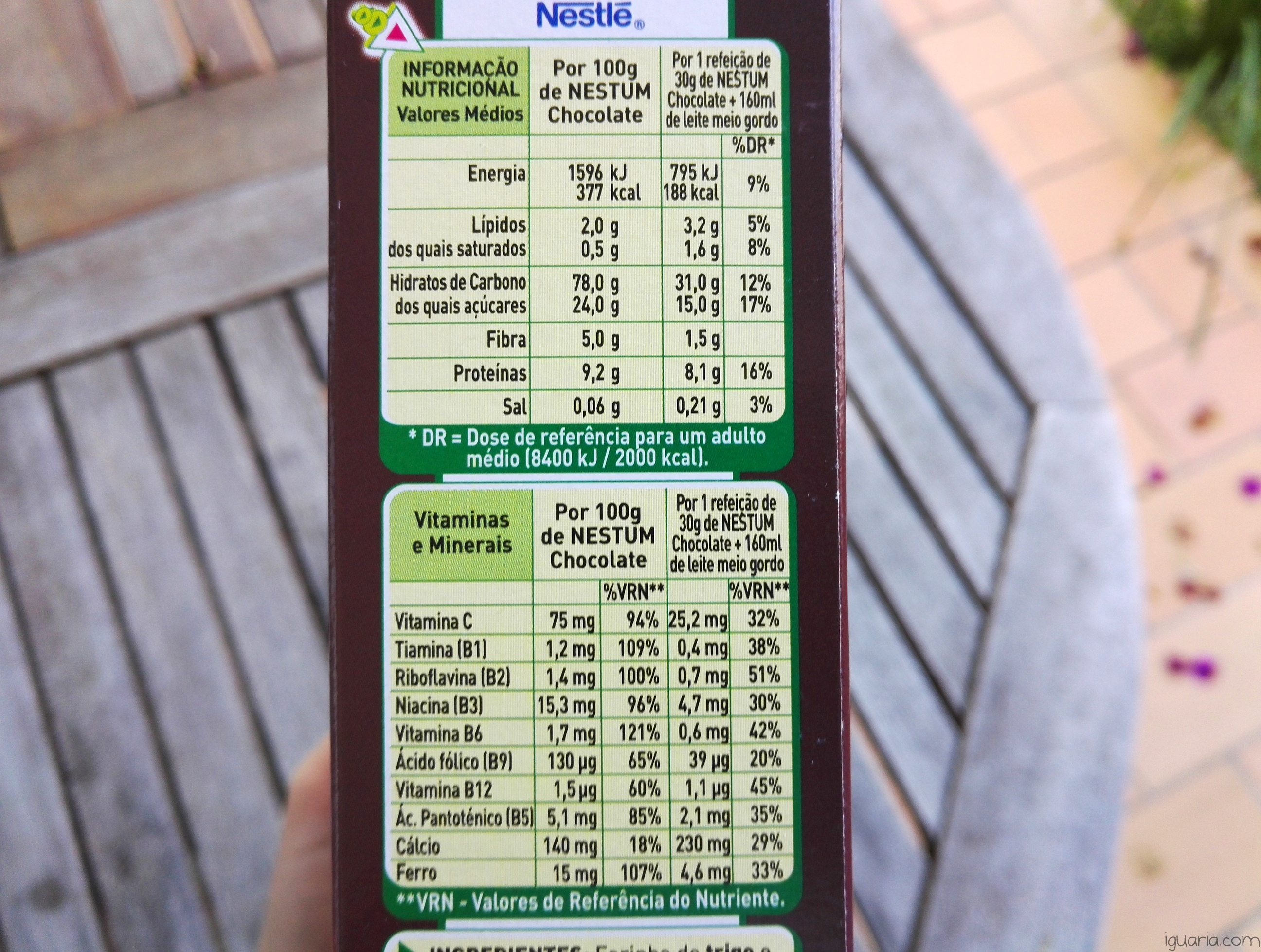 Iguaria_Nestum-Chocolate-Informacoes-Nutricionais